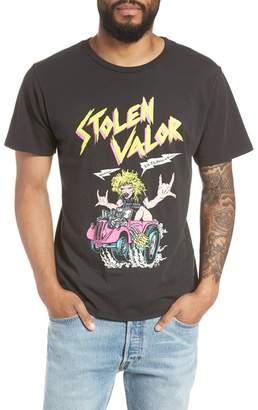 Barking Irons Stolen Valor Graphic T-Shirt