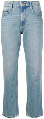 Etoile Isabel Marant cropped slim-fit jeans