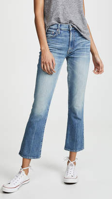 Mother The Insider Ankle Jeans