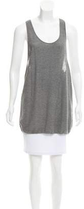 Balmain Sleeveless Knit Top