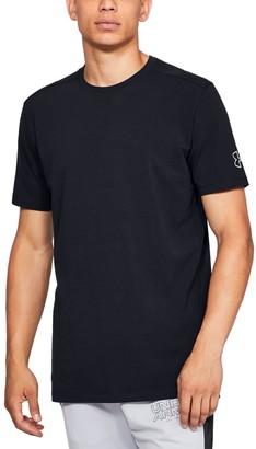 Under Armour Men's UA Baseline Short Sleeve Long Line T-Shirt