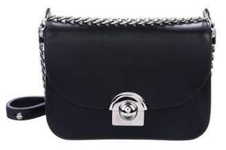 Prada 2016 Glace Calf Arcade Bag