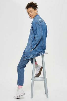 Topshop Star Denim Jacket by Tommy Jeans
