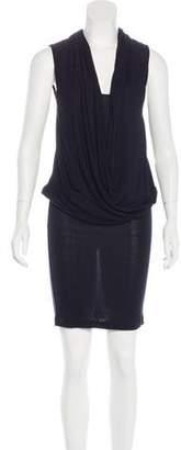 Givenchy Sleeveless Midi Dress