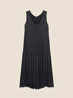 DKNY Pleated Dress