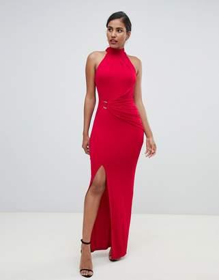 Coast Naomi Jersey Halterneck Maxi Dress