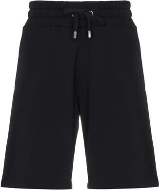 Kenzo Paris logo print cotton jersey shorts