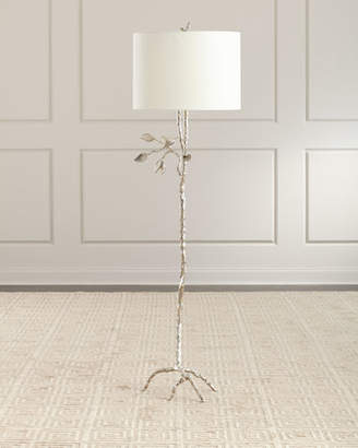 John-Richard Collection Twisted Twig Floor Lamp