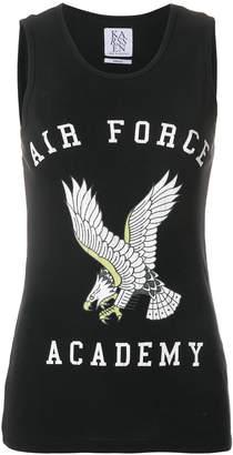 Zoe Karssen air force academy tank top