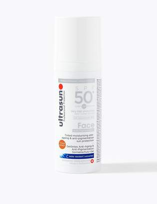 UltrasunMarks and Spencer Tinted Face SPF50+ 50ml