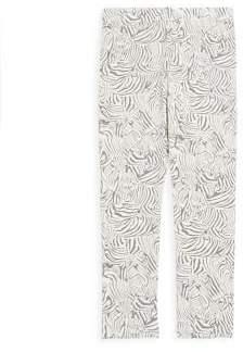 Imoga Toddler's& Little Girl's Zebra-Print Leggings