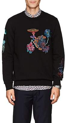8758ebe687d0e Paul Smith MEN S EMBROIDERED COTTON TERRY SWEATSHIRT