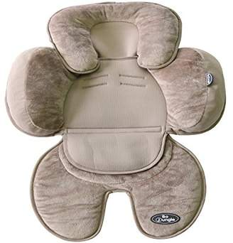 Bo Jungle B-Snooze 3-in-1 Full Body and Head Support Pillow, Taupe