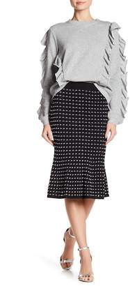 Rachel Roy Pontelle Fit & Flare Skirt