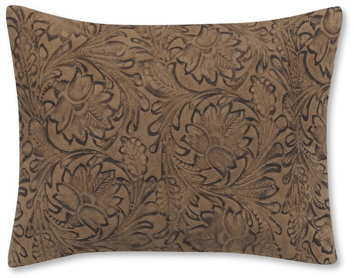 Williams-Sonoma Embossed Hide Pillow Cover