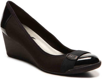 Anne Klein Sport Tatum Wedge Pump - Women's