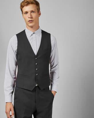 Ted Baker CARWAYW Debonair spotted waistcoat