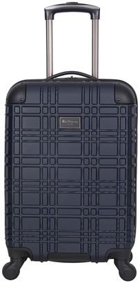 "Ben Sherman Nottingham 20"" Hardside Spinner Carry-On Suitcase"