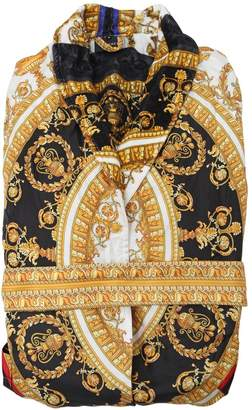 Versace I Love Baroque Printed Silk Robe