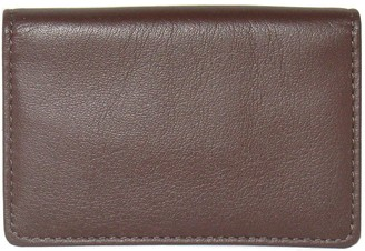 Royce Leather Royce New York Leather Deluxe Card Holder
