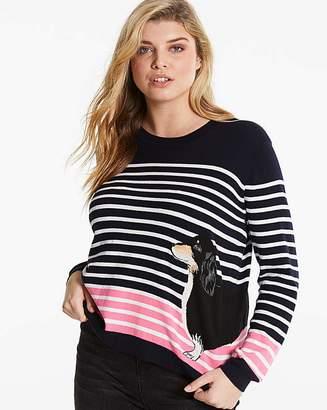 e31a3e7face3 Oasis Stripe Jumper - ShopStyle UK