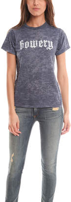 Blue & Cream Blue&Cream Bowery Burnout Tee