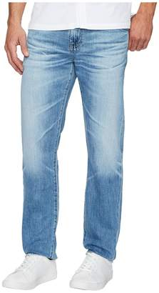 AG Adriano Goldschmied Graduate Tailored Leg Jeans in 16 Years Pluma Men's Jeans