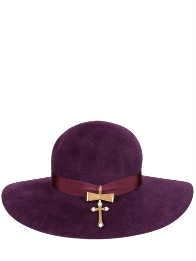 Delfina Delettrez Limited Edition Hat