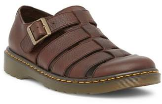 Dr. Martens Fenton Fisherman Leather Sandal