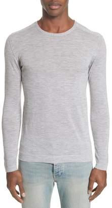 John Varvatos Collection Cashmere Crewneck Sweater