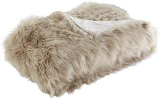 Argos Home Faux Fur Throw
