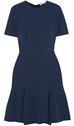 Stella McCartney Sierra Fluted Stretch-Crepe Dress