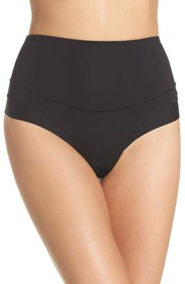 Yummie by Heather Thomson Tummie Tamers Mid Waist Thong