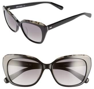 Bobbi Brown Bobbie Brown The Koko 55mm Cat Eye Sunglasses