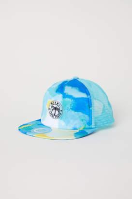 H&M Cap with Applique - Turquoise