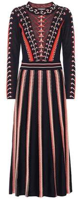 Temperley London Ida wool dress