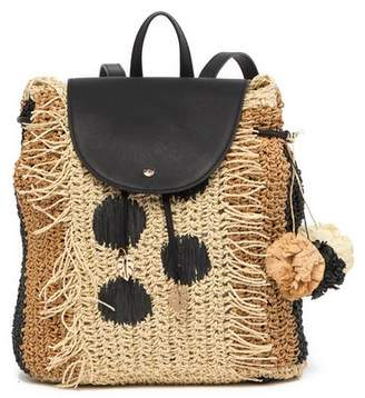 Tommy Bahama Bahama Mama Straw Backpack