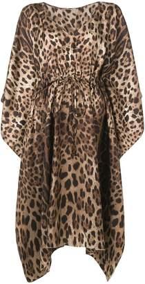 Dolce & Gabbana flared mini dress