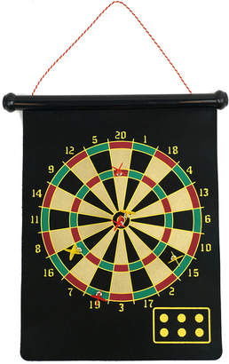Trademark Magnetic Roll-Up Dart Board & Bullseye Game