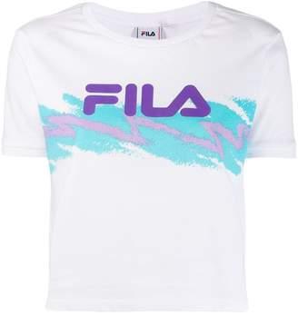 Fila Gauri cropped T-shirt