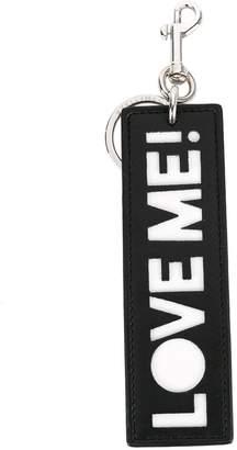 Stella McCartney Love Me keychain