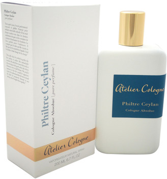 Atelier Cologne Unisex Philtre Ceylan 6.7Oz Cologne Absolue Spray
