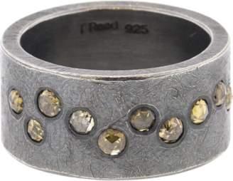 Todd Reed Brown Rosecut Diamond Ring