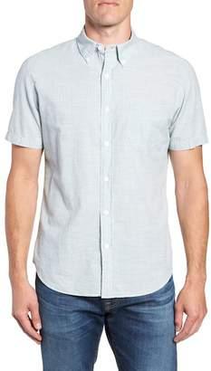 Faherty BRAND Pacific Pinstripe Sport Shirt