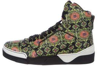 Givenchy Tyson II High-Top Sneakers w/ Tags