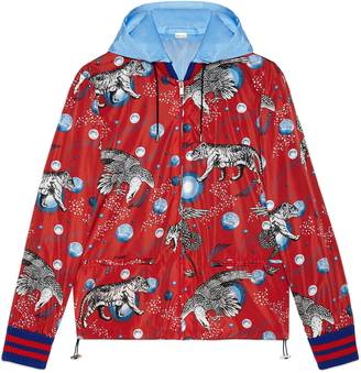 Space Animals print windbreaker $1,490 thestylecure.com