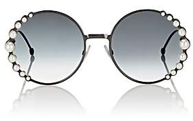 Fendi Women's FF 0295 Sunglasses-Black