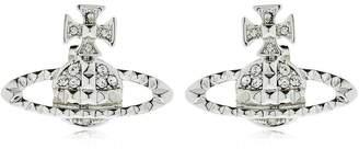Vivienne Westwood Mayfair Orbit Stud Earrings