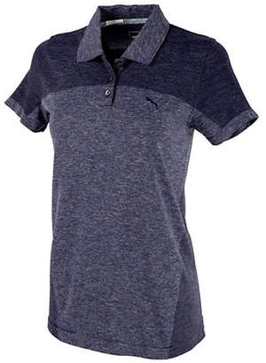 Puma EVOKNIT Seamless Golf Polo