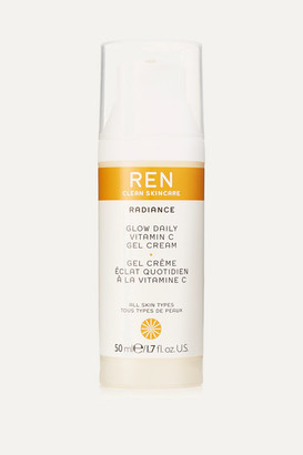 REN Clean Skincare - Glow Daily Vitamin C Gel Cream, 50ml - one size